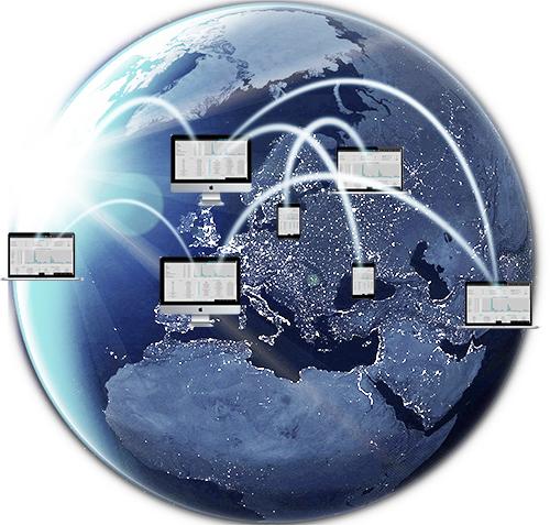 Logiciel gestion centre de formation en ligne partage informations
